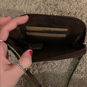 Fossil Bags - Brand new fossil wristlet